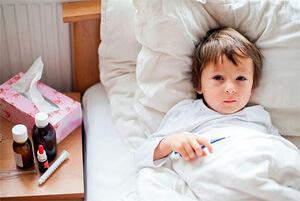Ромашка не способна повлиять ни на одну из причин насморка.
